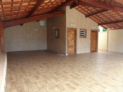 Ref.: 477 - Casa Condomínio Fechado Em Praia Grande, No Bairro Samambaia - 2 Dormitórios