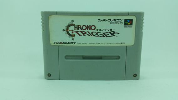 Chrono Trigger - Super Famicom - Snes - Super Nintendo