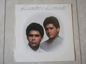 Lp Leandro E Leonardo: 1989