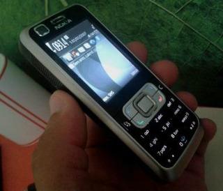Nokia 6120 Classic (original) Tec 3g Sd 2.0mpx Flash Bluetoh