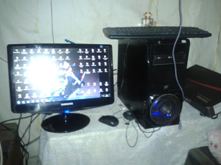 Pc Gamer Intel Core 500 D Duro 2 Ram Ace.grafica 1 Gb 180000