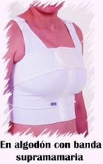 Implante Mamario, Corpiños Post Quirúrgico De Compresión, R+