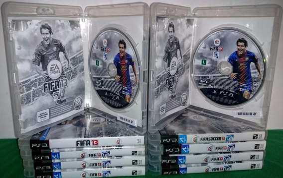 Fifa Soccer 13 Ps3 Frete R$10 Faço Desconto!!