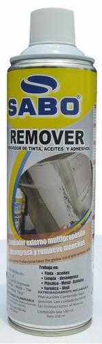 Sabo Remover (removedor De Tinta) 590 Ml (gadroves)