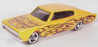 Hot Wheels 1967 Dodge Charger - 117 De 2002 (lacrado)