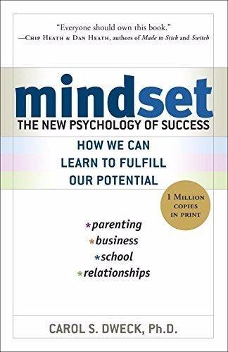 Livro Importado Mentalidade: Nova Psicologia Do Sucesso
