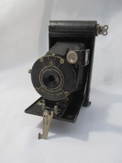 Antiga Camera Sonfona Fole Kodak