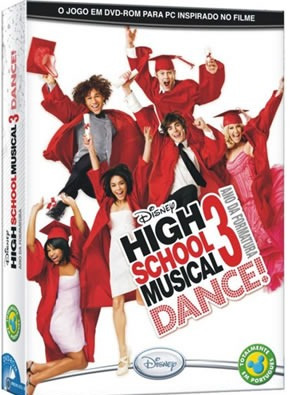 Pc High School Musical Dance 3 - Ano Da Formatura -novo