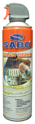 Sabo Contact Cleaner 590 Ml (gadroves)