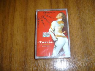 Cassette Thalia / Grandes Exitos (nuevo Y Sellado)