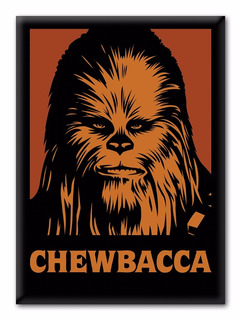 Star Wars Chewbacca - Ima Decorativo - Bonellihq F19