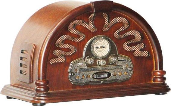 Radio Capela Oldway Cd/usb/mp3/sd 110/220v 46x29x31cm