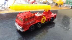 Linda Miniatura Playart - Caminhão Bombeiro - Vejam A Foto