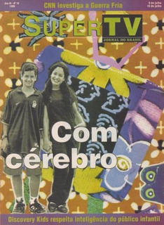 Supertv 1999 Hylka Maria Cristiana Oliveira Sérgio Mallandro