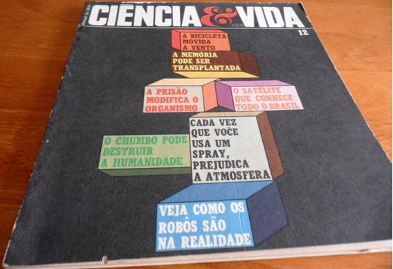 Revista Ciência & Vida - Nº 12