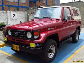 Toyota Land Cruiser Fzj75 Mt 4500cc