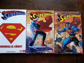 Coleccion Superman Deagostini