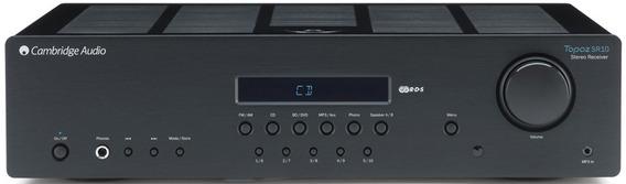 Cambridge Audio Topaz Sr10 V2 Receiver Estéreo 85w Bivolt Nf