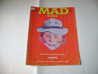 Franco #26 Año 3 Revista Mad Comic