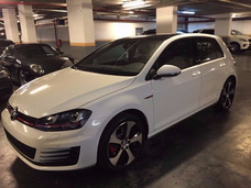 Volkswagen Golf Gti 2.0tsi 220cv Caja Dsg Cuero Tasa 0% Inte