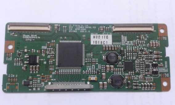 Placa T-com 6870c-0266a - Philips 32pfl5604/78