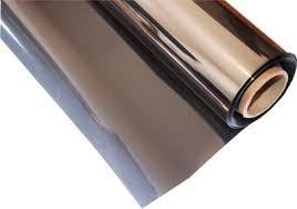 Película Insulfilm Espelhada Bronze/prata 1,52x1,00 Mt G15