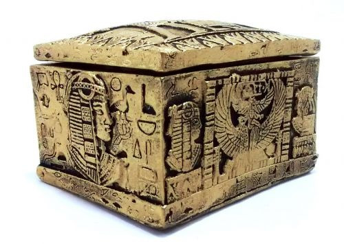 Porta Jóia Egípcio
