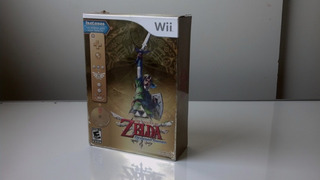 The Legend Of Zelda Skyward Sword Limited Edition Nintendo