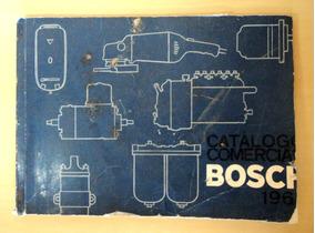 Catálogo Comercial Bosch 1966