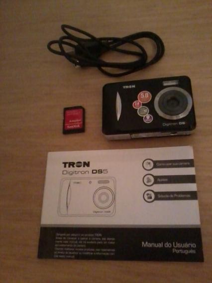 Câmera Digital Digitron Ds5