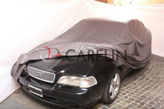 Cubre Autos En Pvc Con Base De Felpa Vehiculo 4x4 -carfun-