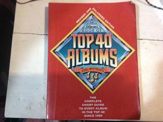 The Billboard Book Of Top 40 Albums - Joel Whitburn