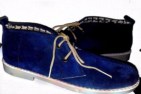 Botitas Zapatos Calzado Plataforma Mujer Fiorcalzados