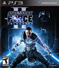 Star Wars: The Force Unleashed 2 Ps3 | Garantia Playgorila