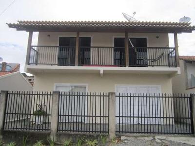 Casa Residencial Em Penha - Sc, Praia De Armação - 300e