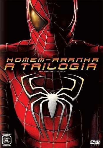 Trilogia Homem-Aranha - Poster