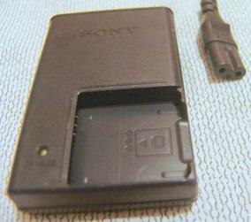 Carregador Original Sony Para Bateria Np-bk1 Sony