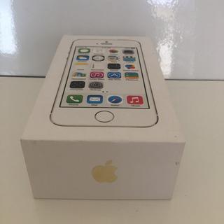 iPhone 5s Caixa Vazia Em Perfeito Estado.