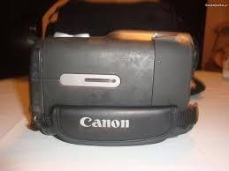 Camara Filmadora Canon