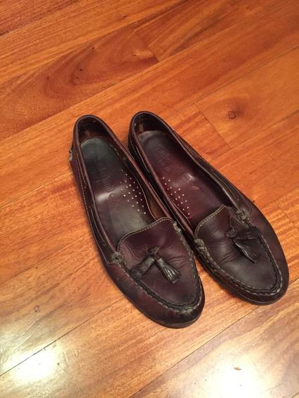Zapatos Timberland Dama Tipo Mocasin Suela Track