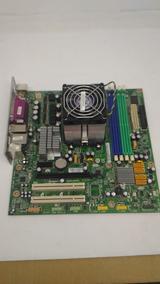 Placa Mae Am3 M2rs780mh Lenovo + Processador X2 555 Amd 3.2