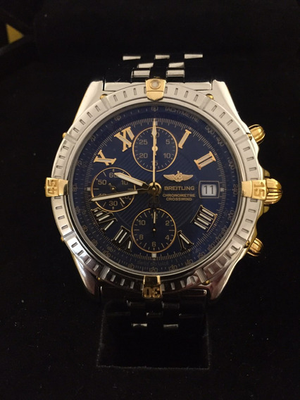 Breitling Crosswind Two Tone, Evolution.