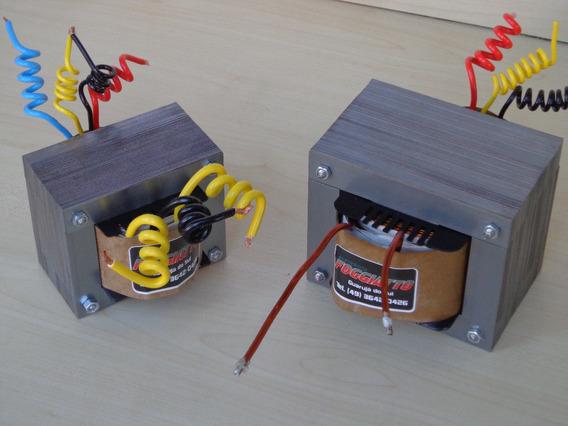Transformador Carregador De Baterias 13,6v 50 Amperes