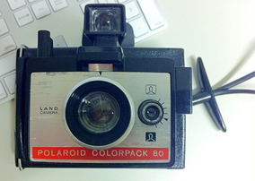 Camera Polaroid Modelo Colorpack 80