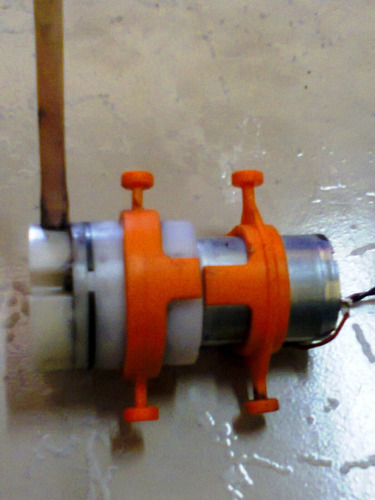 Motor Bomda Para Hp 8600