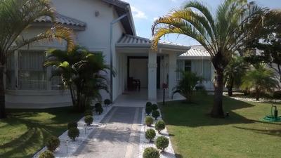 Casa Alto Padrao Terrea Itu Condominio Village 5 Suites Pisc