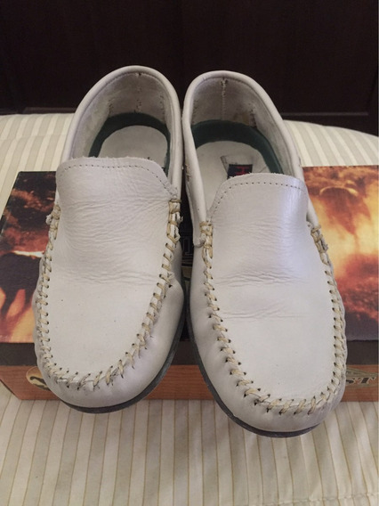Zapato Mocasin Modelo Nautico Para Caballero
