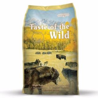 Taste Of Wild High Prairie Canine 14lb