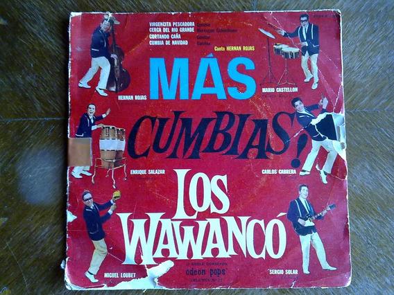 Los Wawancó - Más Cumbias. Disco De Vinilo