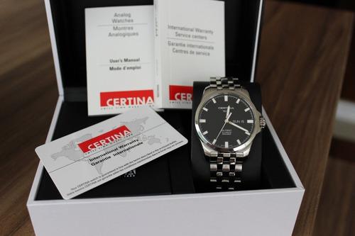Relógio Certina - Ds First - Swiss Made - Eta 2836-2 - Lindo